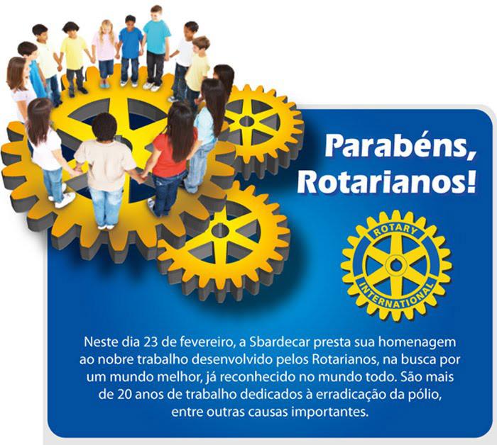 Resultado de imagem para Dia do Rotariano
