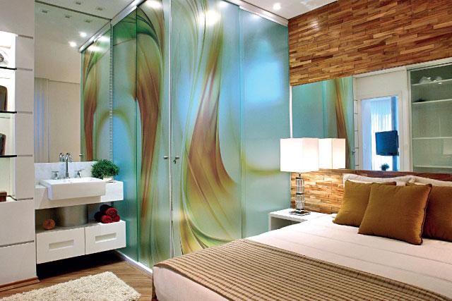 Quarto Pequeno Com Banheiro Dentro ~ Quarto de Casal com Banheiro  Sindicato dos Metal?rgicos de