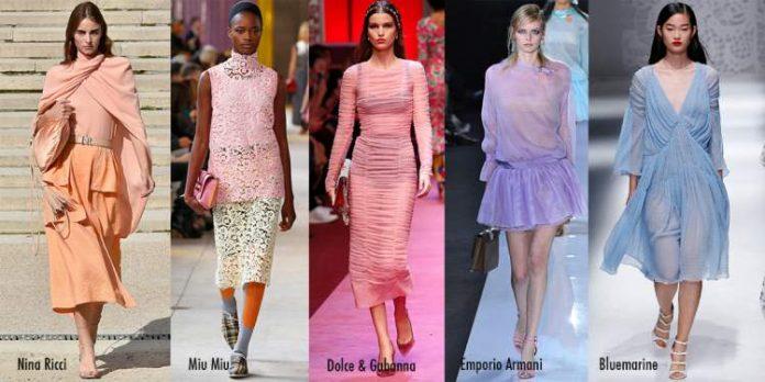b5b24bb19 As principais tendências da moda primavera verão 2019 prometem elevar o  estilo em paralelo as temperaturas.